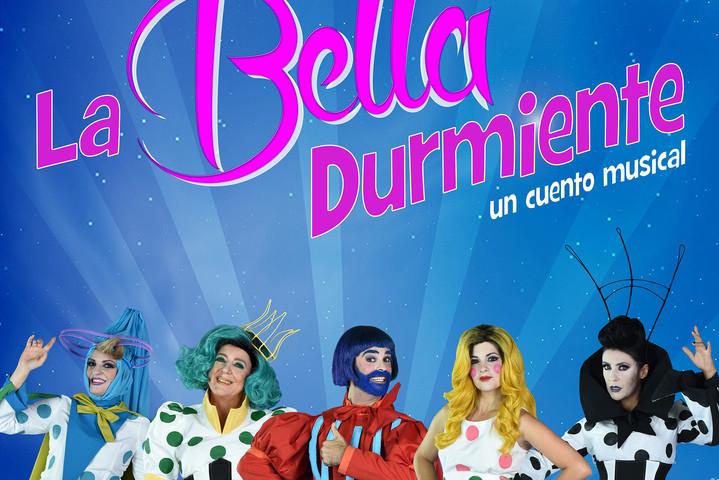 Cartel La Bella Durmiente